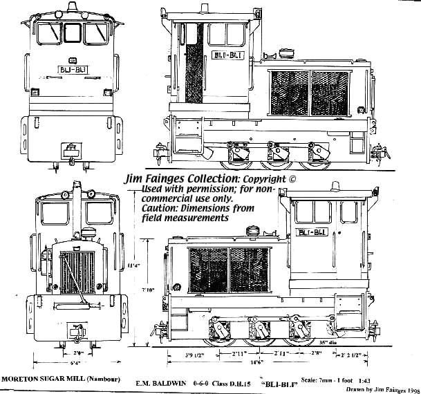 image moreton sugar mill nambour e m baldwin 0 6 0 diesel locomotive bli bli low res drawing by jim fainges