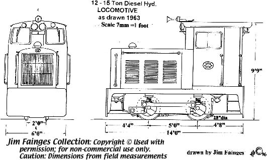 low res drawing by jim fainges