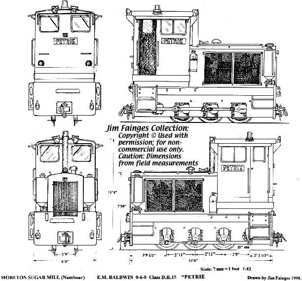 0-6-0 Drawings Rail Heritage Image Album