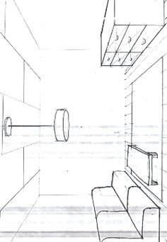 one point perspective worksheets one point finished drawing cribs assignment