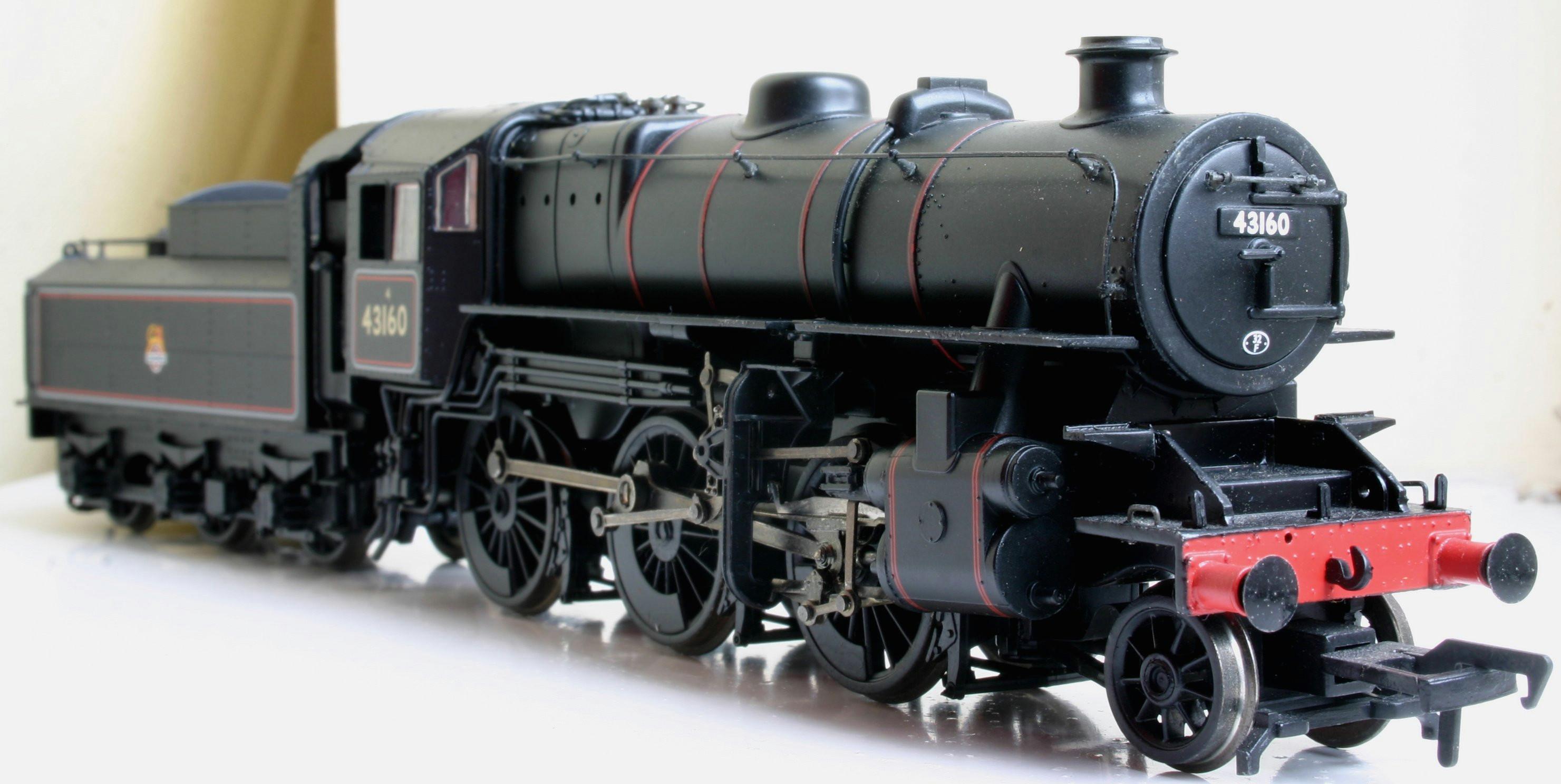 bachmann ex lms ivatt 4mt 2 6 0 class model review