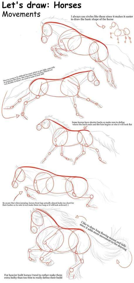 3 Drawing Techniques 3 Facebook Horse Drawings Horse Drawings Animal Drawings