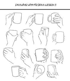 drawing with fidjera lesson 3 by fidjera drawing hands holding hands drawing hand