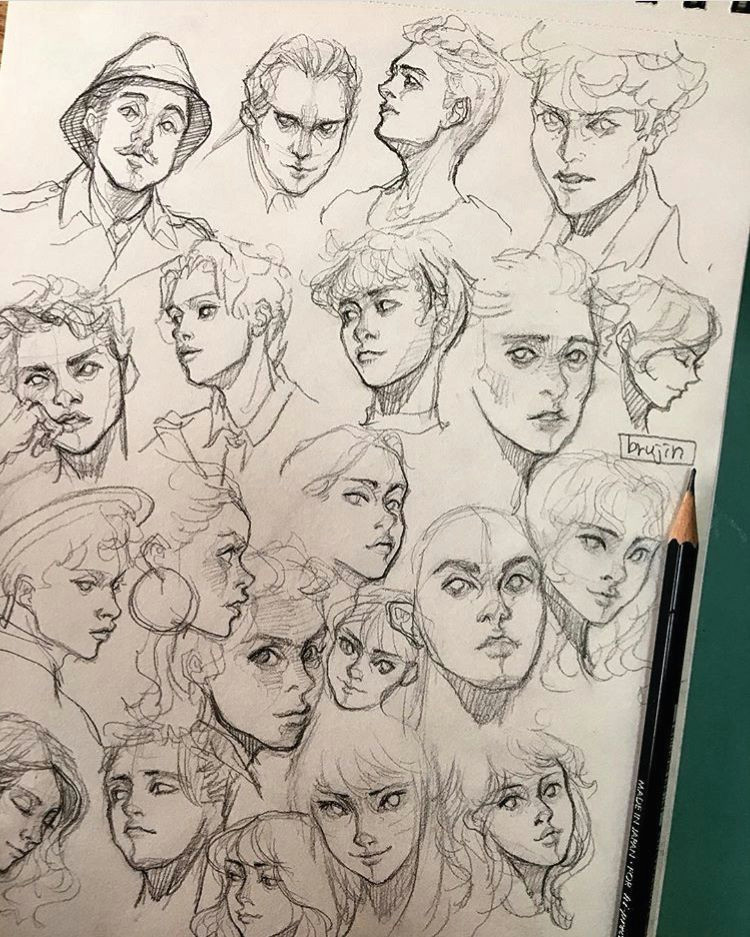 d d d d c d d d d d c chineseslippers 3 line sketch drawing tips drawing reference fantastic art