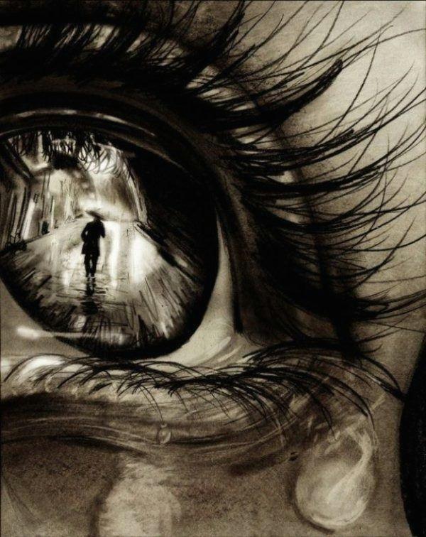 30 expressive drawings of eyes drawings eyes