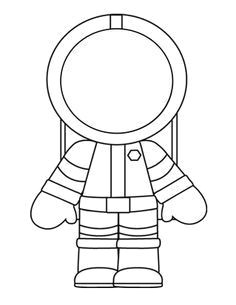 pictures of rocketship preschool printable template for the astronaut mini book craft astronaut craft
