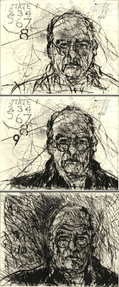 william kentridge thinking aloud limited edition with 3 prints william kentridge