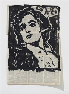 drawings for lulu by william kentridge life drawing figure drawing drawing art charcoal