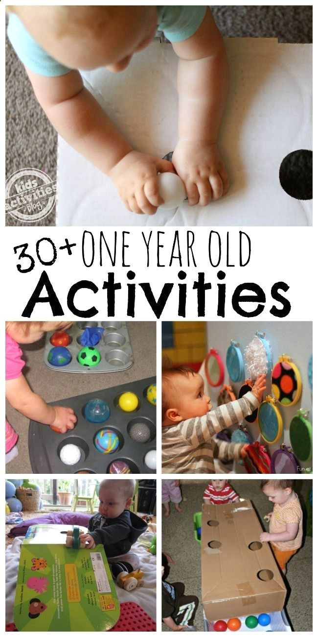 keep baby stimulated with 30 busy activities for 1 year olds want need love infant activities activities for 1 year olds toddler activities