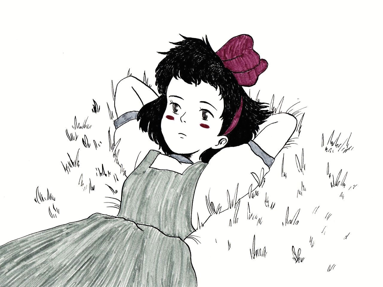 aesthetic drawings tumblr