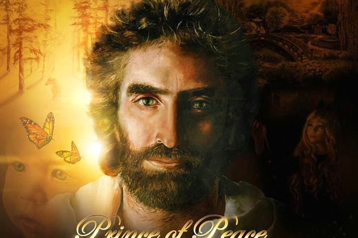 akiane kramarik planted eyes painting prince of peace painting by akiane kramarik s photo