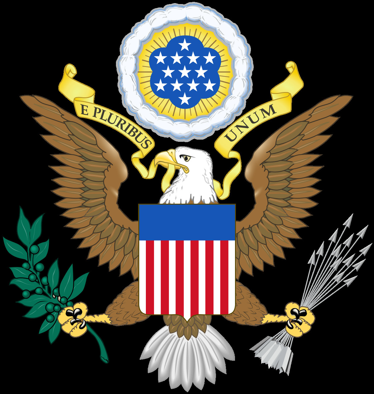1200px greater coat of arms of the united states svg png