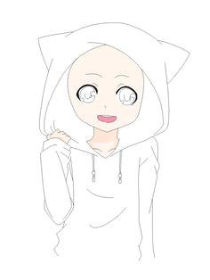 anime girl drawing base cry google search anime girl drawings manga drawing art