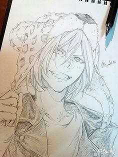 yurio anime yuri on ice ice drawing manga drawing manga art
