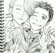 instagram post by yaoi feeds my soul nov 22 2016 at 11 45am utc viktor nikiforovmanga drawingguy