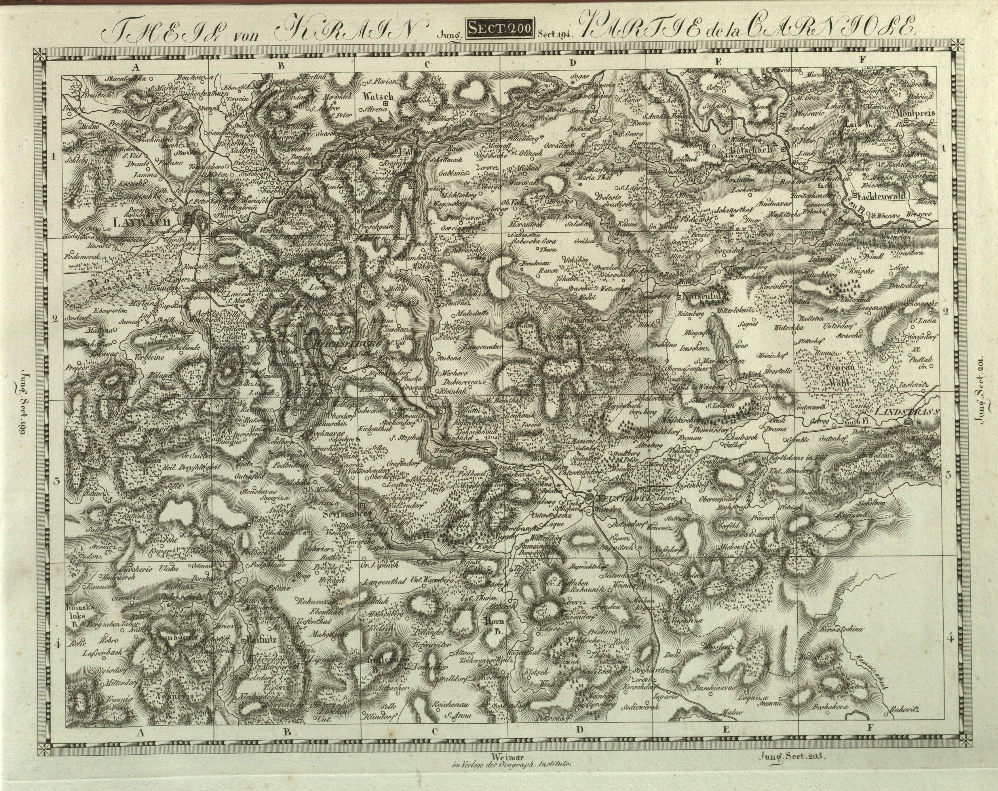datei topographisch militairische charte von teutschland section 200 png