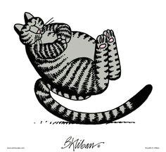 kliban s cats by b kliban for april 18 2013
