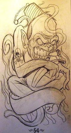 tony ciavarro 101 half sleeves tattoo sketches tattoo drawings easy drawings skull