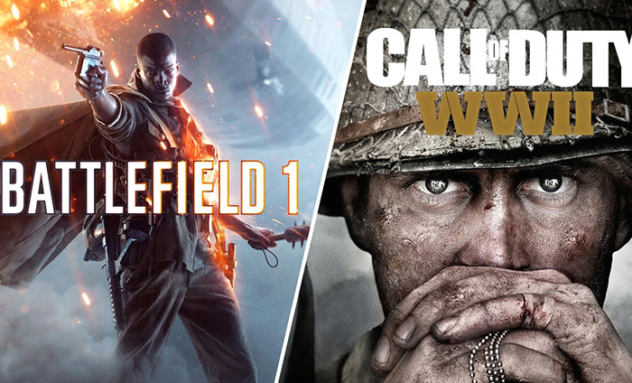 the age old question between call of duty and battlefield which is actually better in this post we take a look at both games compare them