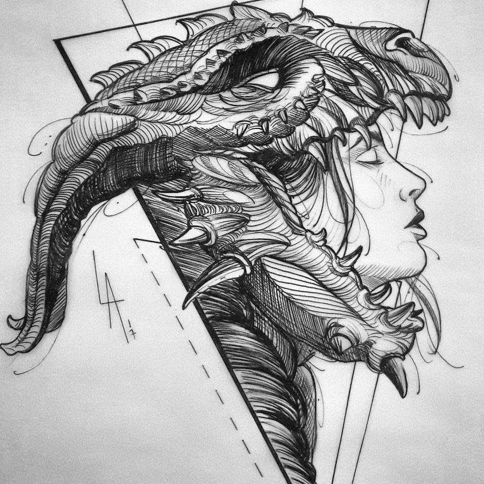 drawing dragons artwork art