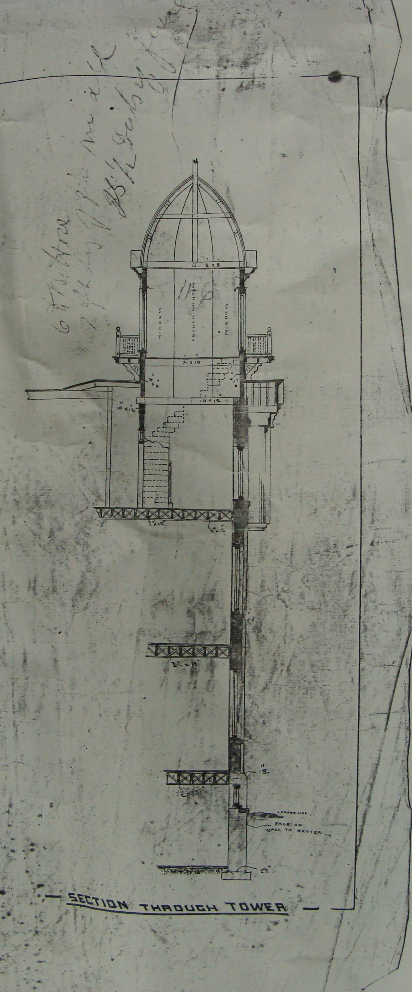 part of a reproduction of a plan by the architect thomas hanley of belleville for the deseronto high school c 1889 3292300311 jpg