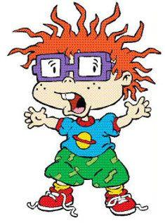rugrats chuckie rugrats cartoon cartoon movie characters 90s cartoons animated cartoons