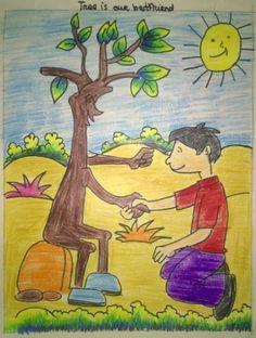 save tree go green