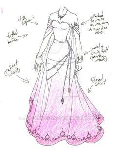 loveliesbleeding2 s deviantart gallery clothing sketchesdress