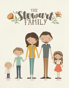 Cartoon Drawing Family Portrait 76 Best Family Drawing Images Family Drawing Clip Art School Clipart