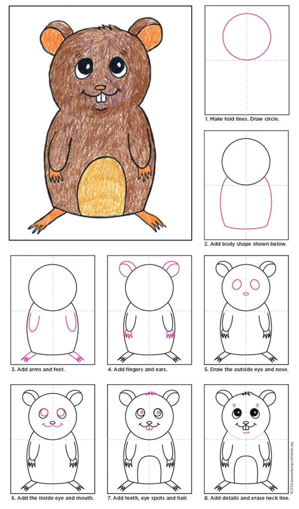my students love to draw cute animals with big eyes so this guy should go over pretty well for my next cartoon drawing class view and download draw a