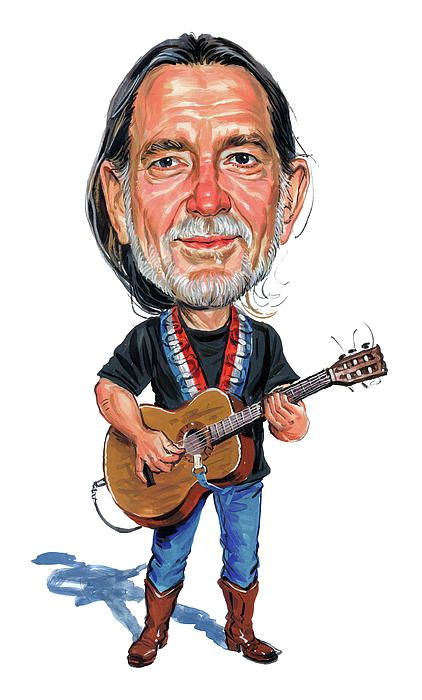willie nelson follow this board for great caricatures of people we know i ll be adding daily