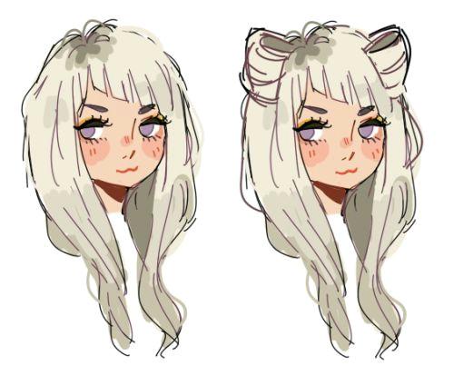 fb0d277a9586dc0f3465750281ad2e9d sugarglum art cartoon hair jpg