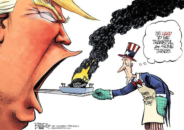 7 twitter political cartoons politics thankful helping people