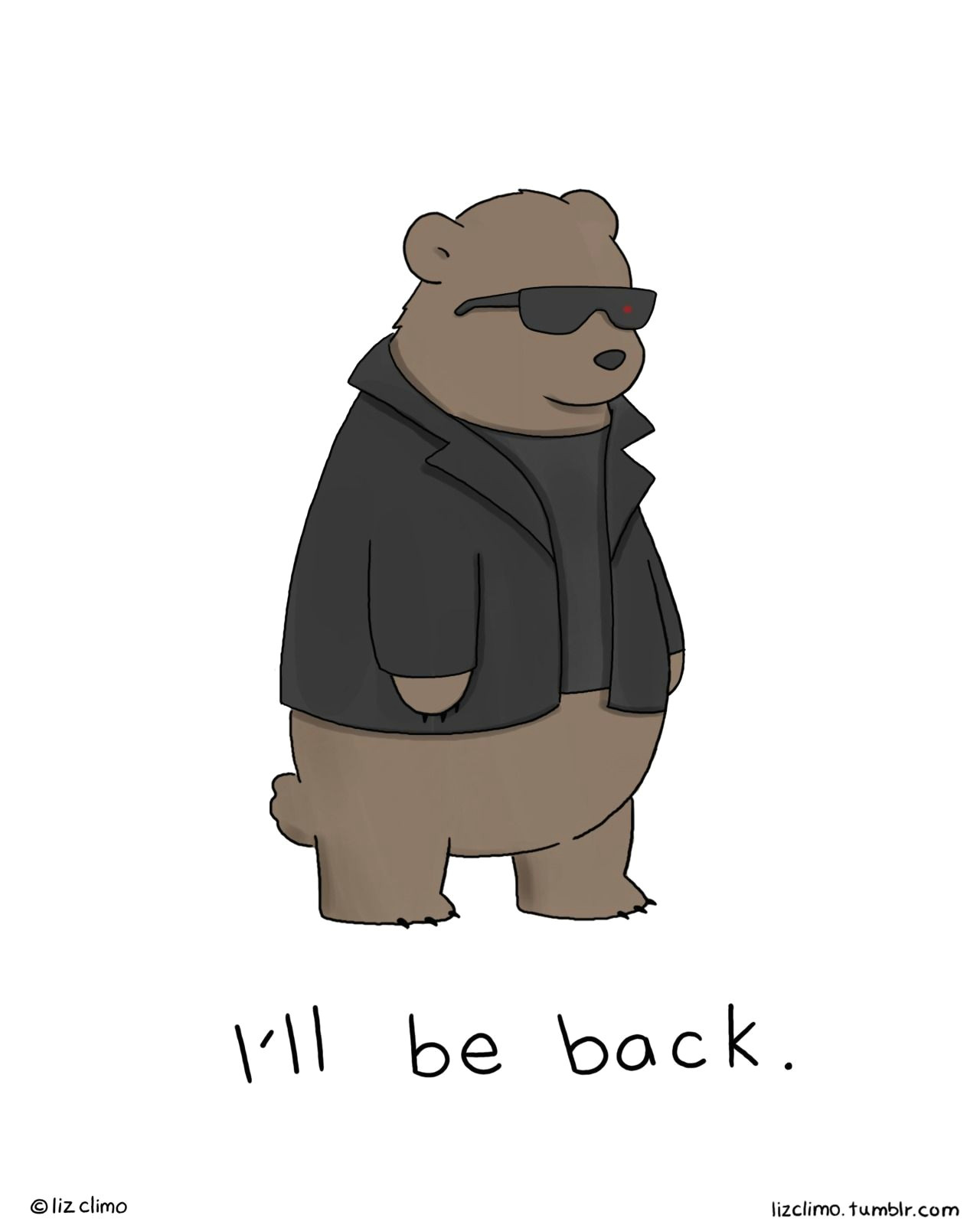 i ll bear back liz climo