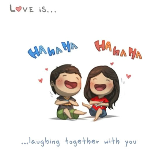 love cartoon cute