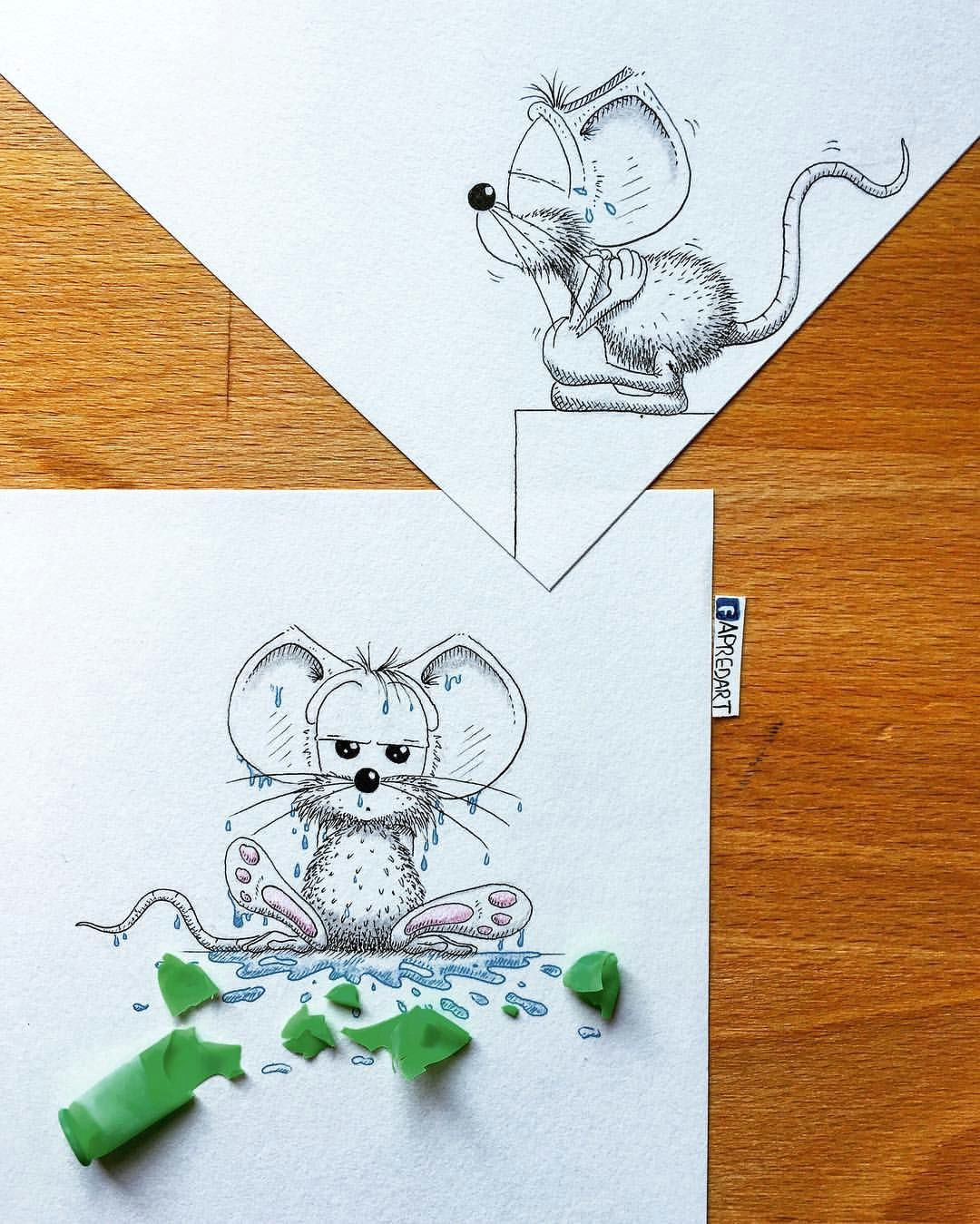 pin by harshita on rat in 2018 pinterest drawings art and creative sketches