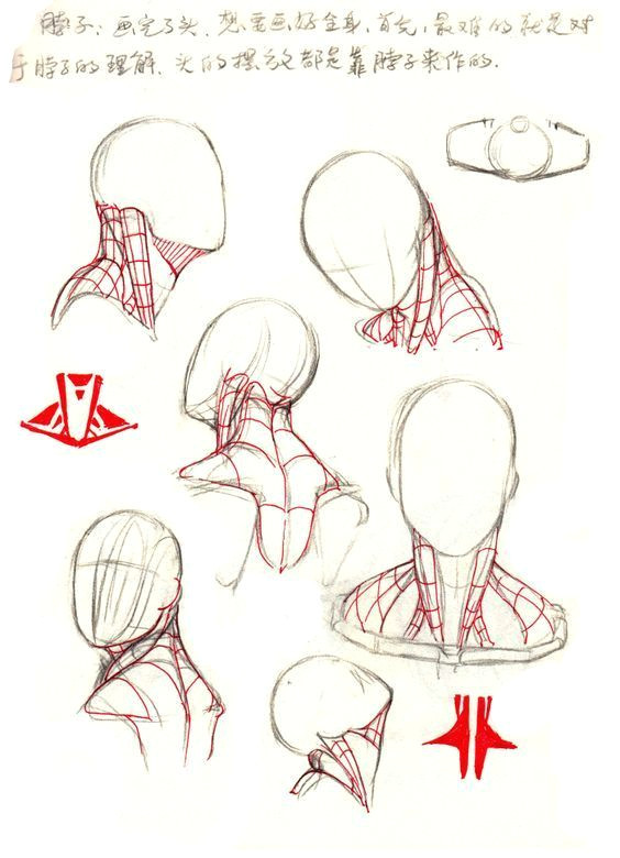 cartoon drawing tips for kids drawing references pinterest anatomy drawings and drawing reference