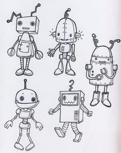 robots schreibanlass my robot can vorubung zur can do machine