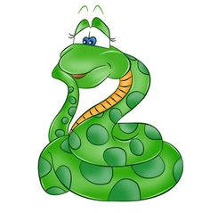 snake art clips colorful pictures cartoon characters alligators cute cartoon animals