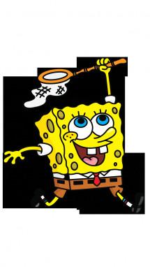 how to draw spongebob squarepants step 13
