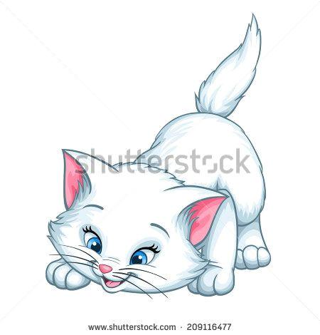 kitten stock vektorgrafiken clip art vektorgrafiken shutterstock