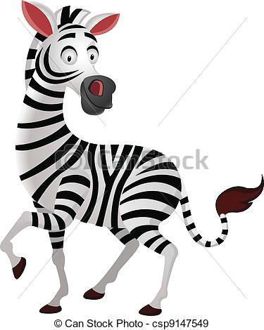 zebra cartoon csp9147549