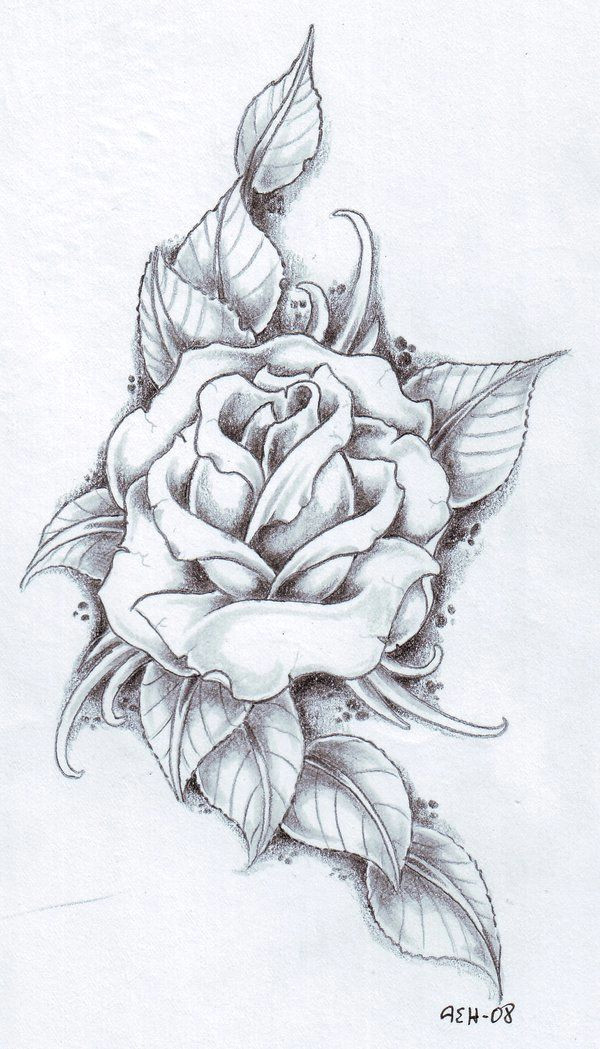 black rose arm tattoos for women rose and its leaves drawing tattoo skull inside rose leaves