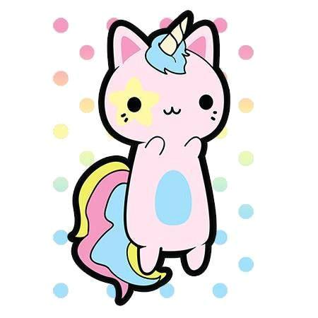 chibi unicorn unicorn kitty chibi cat cartoon