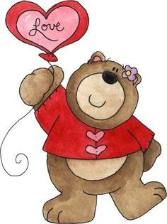 teddy bear pictures bear illustration tatty teddy arte digital valentines day disney valentines patchwork cute clipart love bear