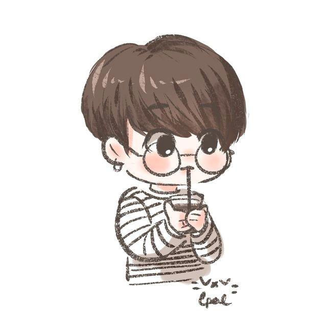 memes coreanos chicos coreanos bts dibujo dorama dibujos kawaii pantalla