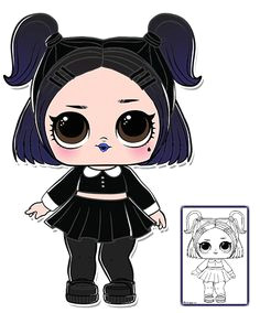 color your favorite lol surprise doll cool coloring pages coloring sheets lol dolls
