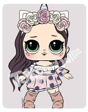 cute drawings cute cakes cute art doll party lol dolls shopkins