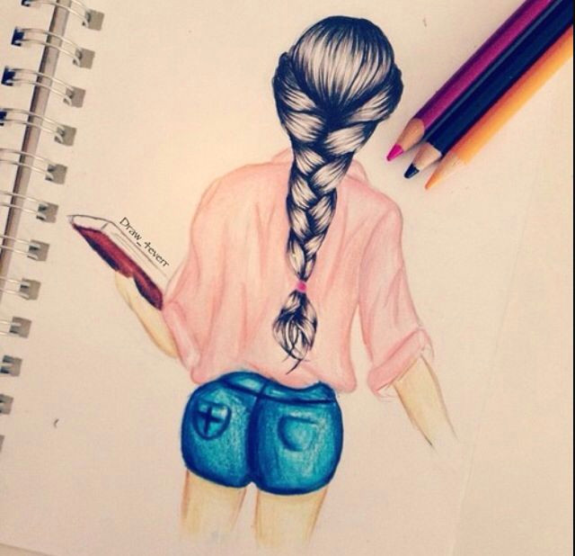Cute Drawing Lol This Pic Looks Really Pretty I Really Want to Draw This Lol