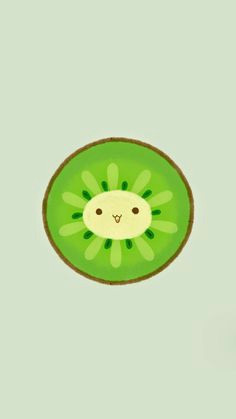 kiwi fruit cute kawaii